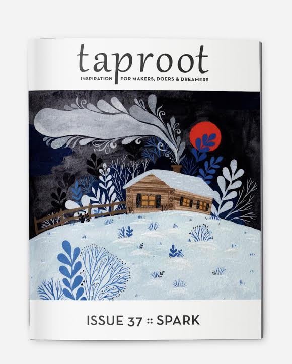 taproot magazine issue 37