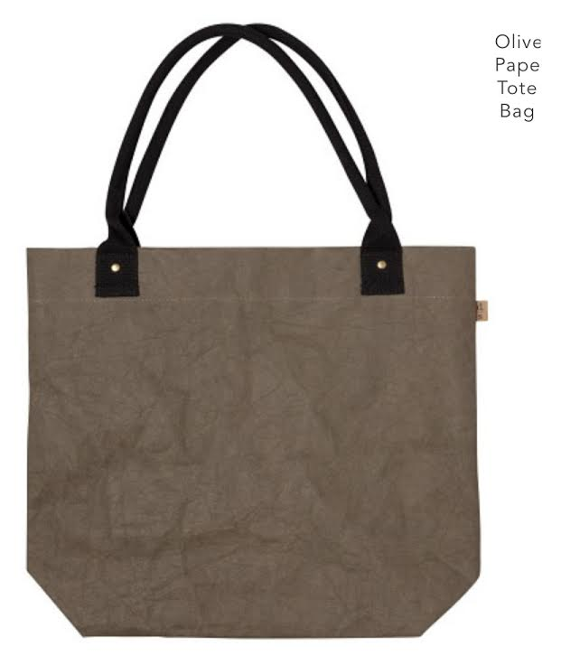 Papercraft Tote