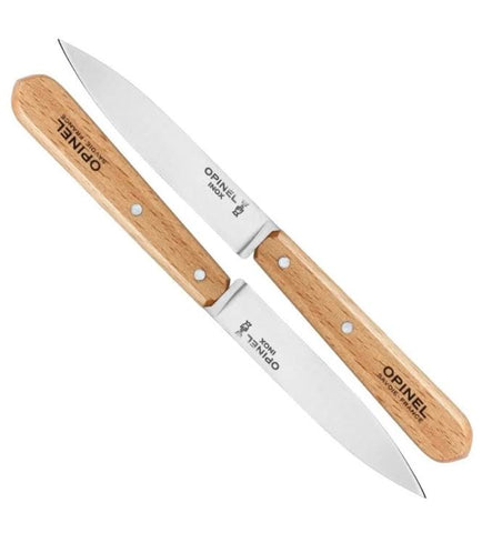 Opinel Paring Knives Box of 2