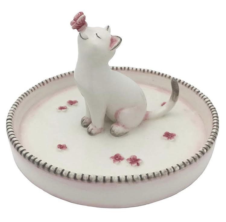 Kitten Trinket Dish