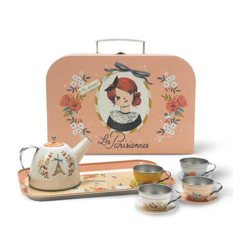 Parisiennes Tea Set