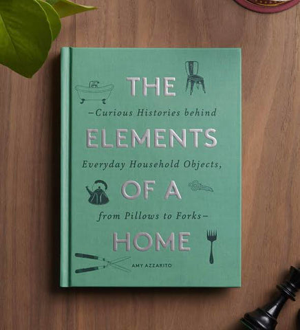 The Elements of a Home: Amy Azzarito