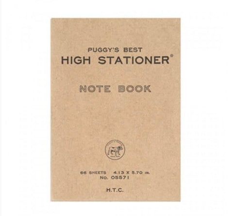 Puggy's Best Pocket Notebook