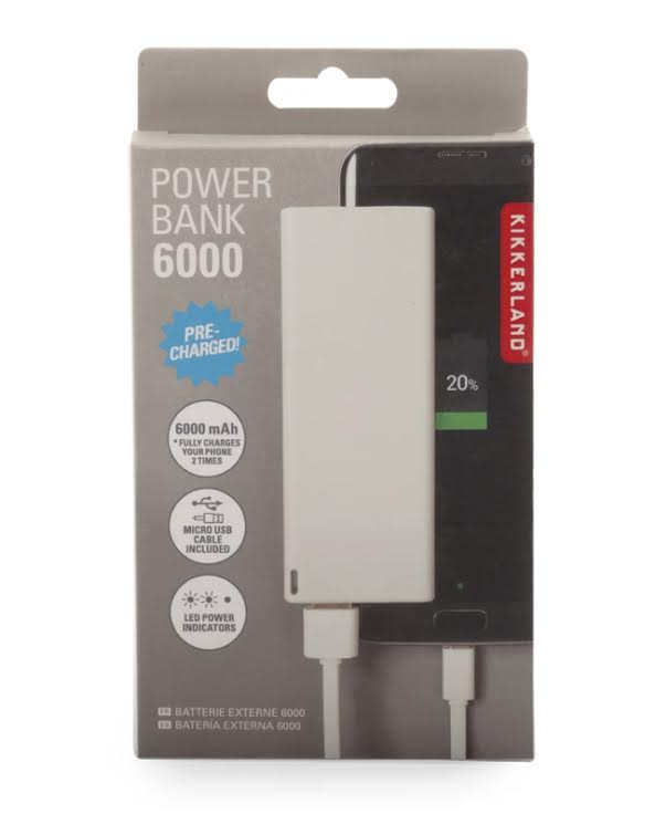 Kikkerland Power Bank