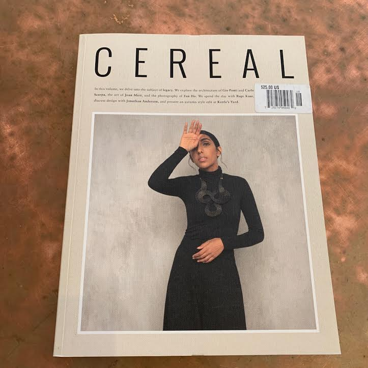 Cereal Issue 18