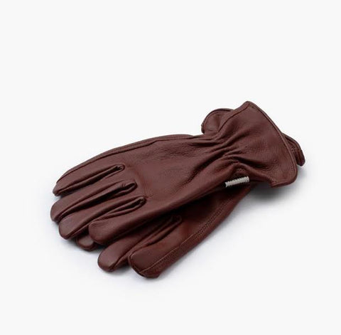 Barebones Leather Work Glove