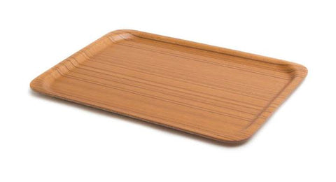 Japanese Rectangle Wooden Tray