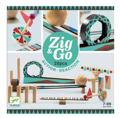 Zig & Go- 28 piece set