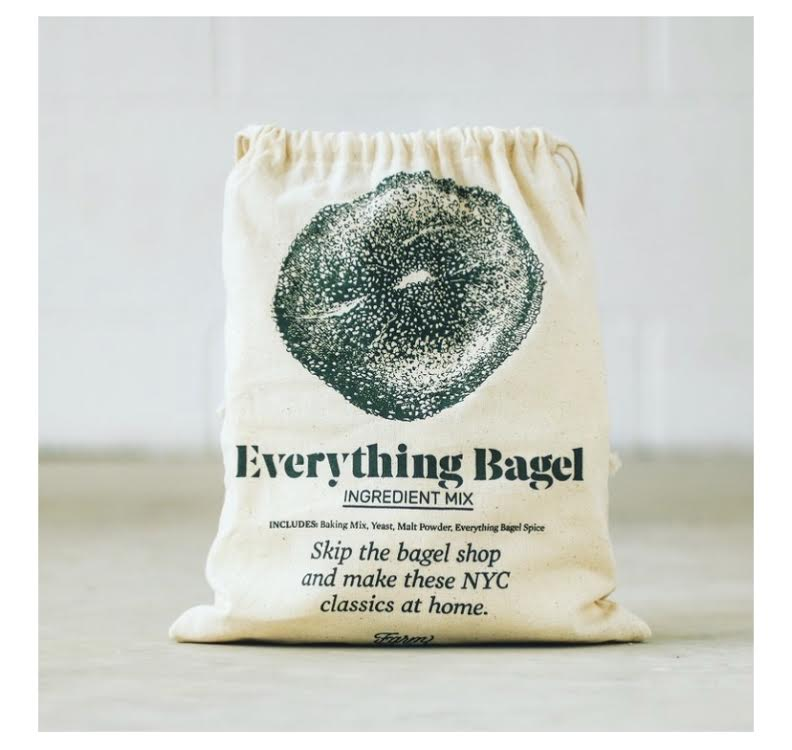 Everything Bagel Making Mix