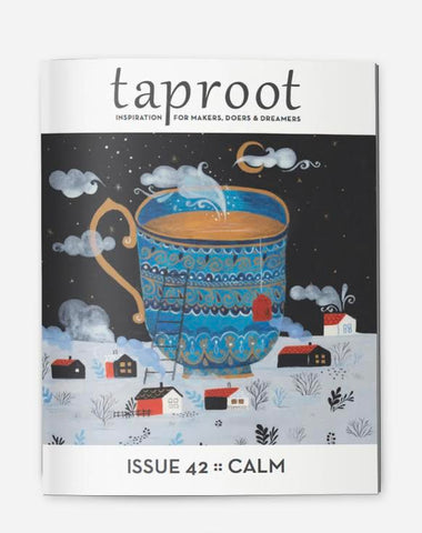 Taproot Issue: 42 CALM