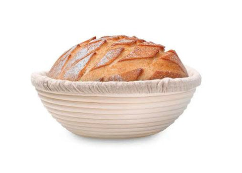 Round Bread-Proofing Basket