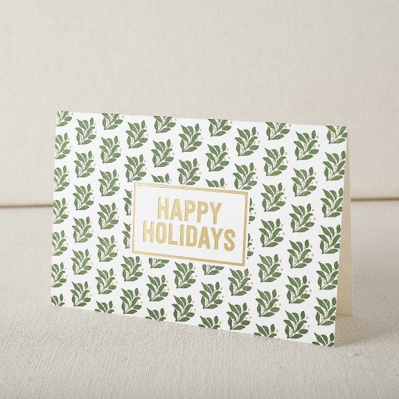 Smock Holiday Cards