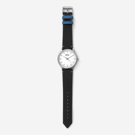 Breda Black and Blue Watch