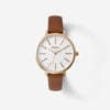 Joule Brown Watch