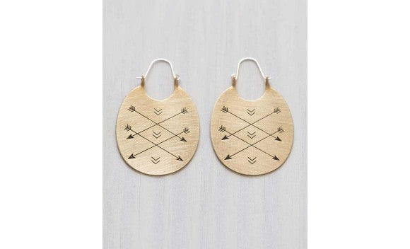 Native Daughter Earrings
