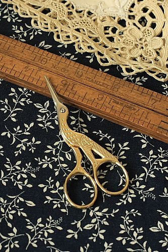 Antique Style Gold Scissors