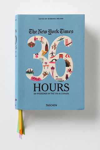 The New York Times 36 Hours USA & Canada West
