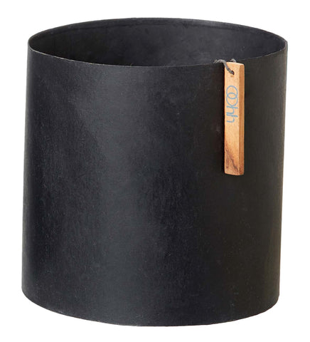 Recycled Paper & Rubber Pot- Large
