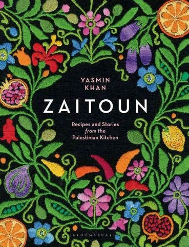 Zaitoun- Recipes from the Palestinian Kitchen