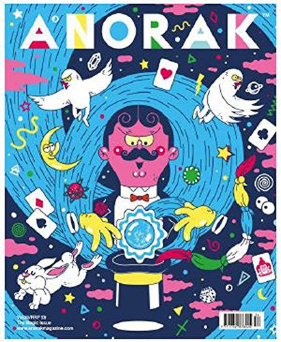 Anorak Vol. 35: The Magic Issue