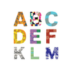 Cooper Hewitt Magnetic Letters