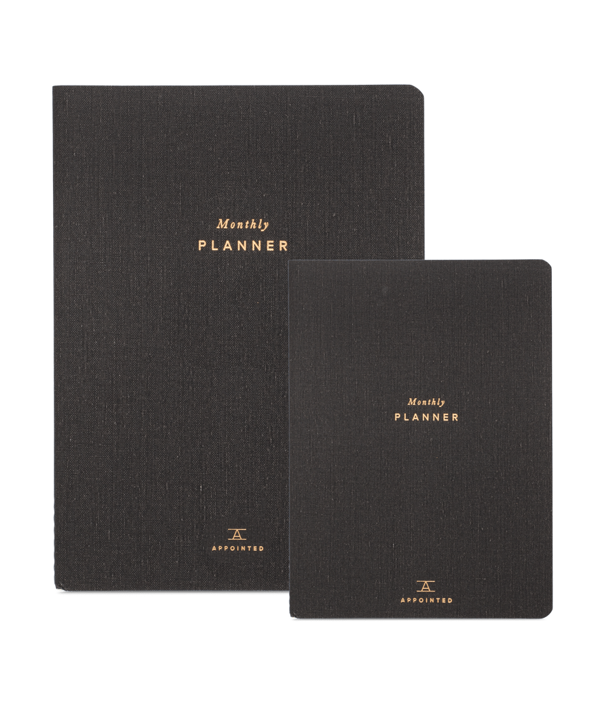 Appointed Large Monthly Planner