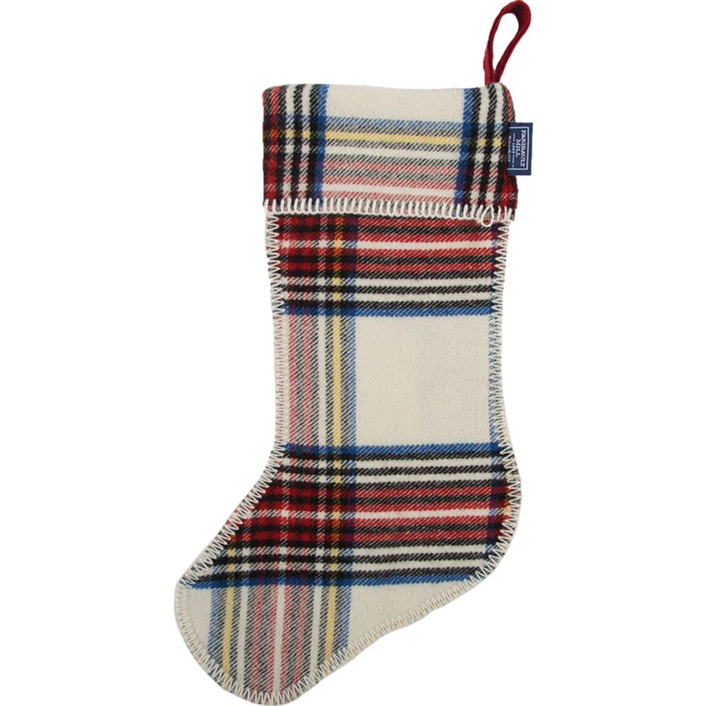 Stewart Plaid Stockings