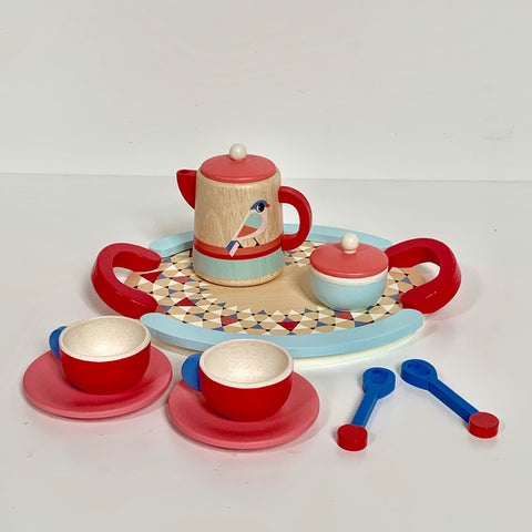 Play Kitchen Tea Set