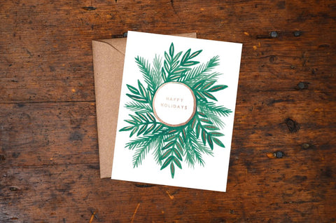 Katharine Waston Boxed Holiday Cards- Set of 6