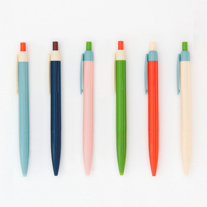 Poketo Color Block Pens