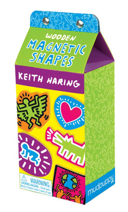 Keith Haring Magnetic Shapes