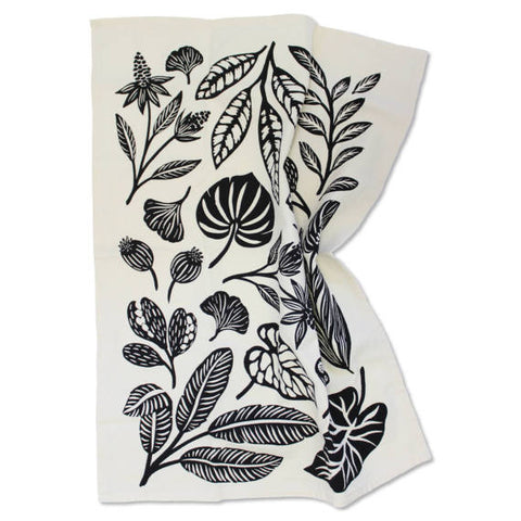 Tropics Tea Towel