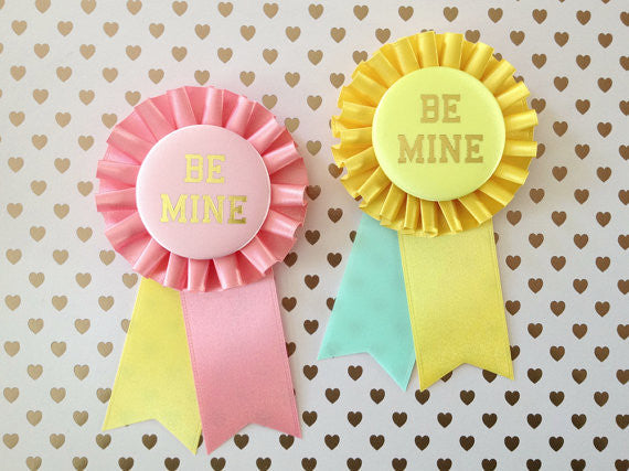 Be Mine Ribbon
