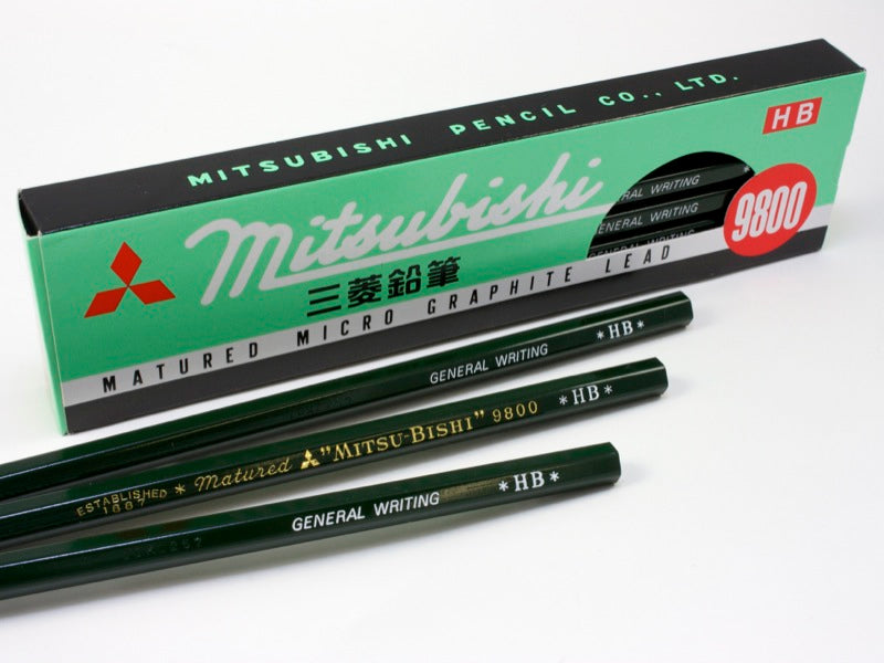 Mitsubishi Graphite Pencils