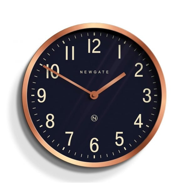 Master Edwards Copper Clock