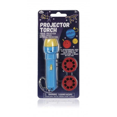 Constellation and Planets Projector Torch