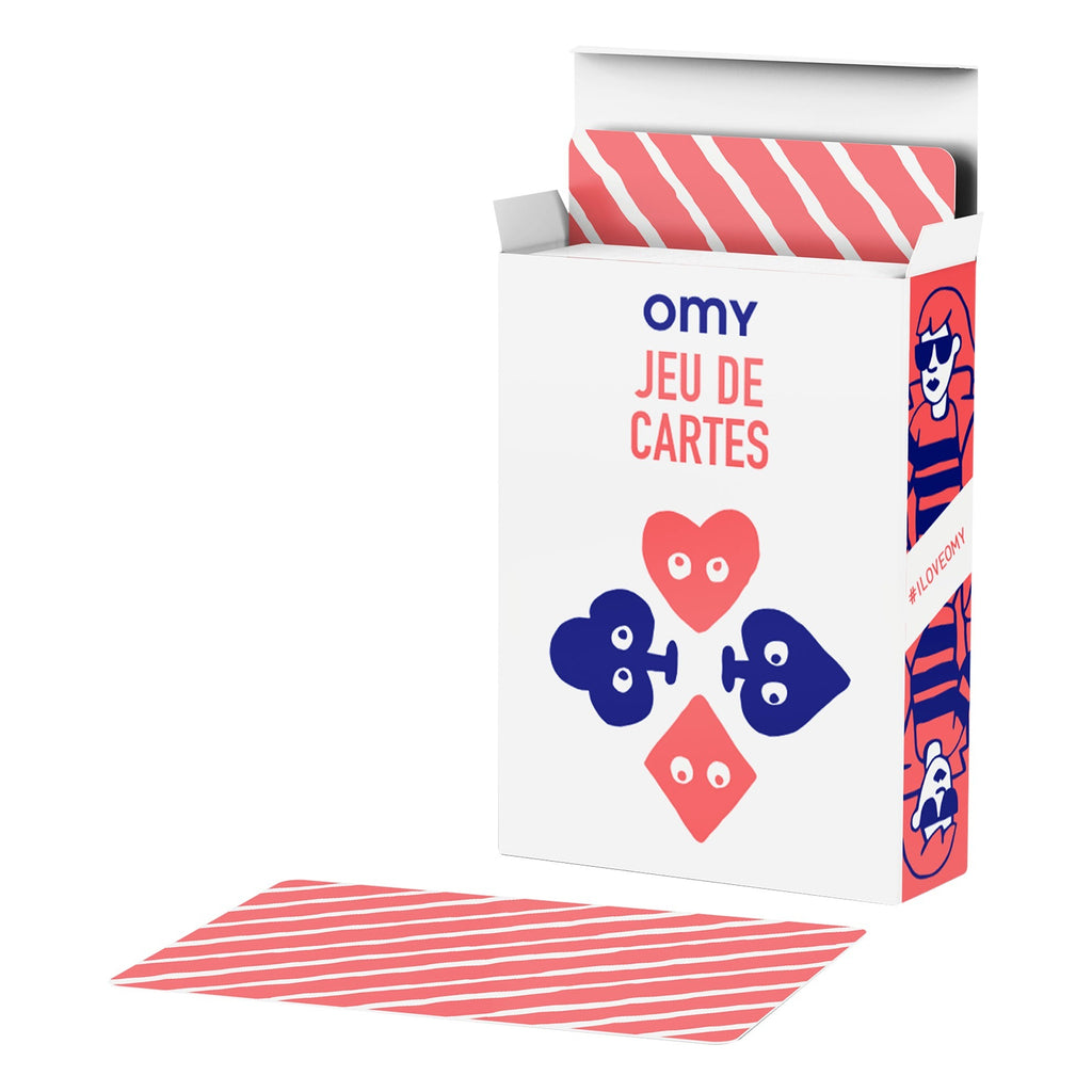 OMY Playing Cards