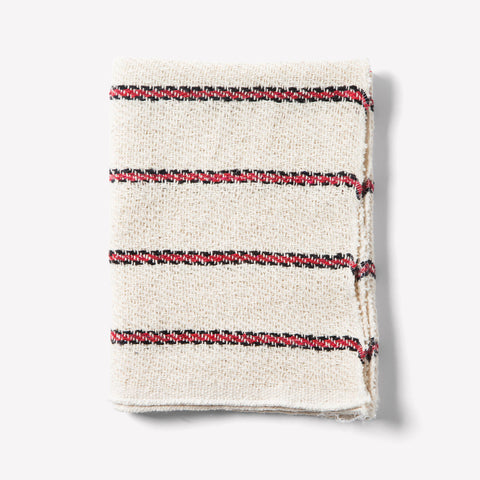 3 Cotton Dish Cloths- Striped