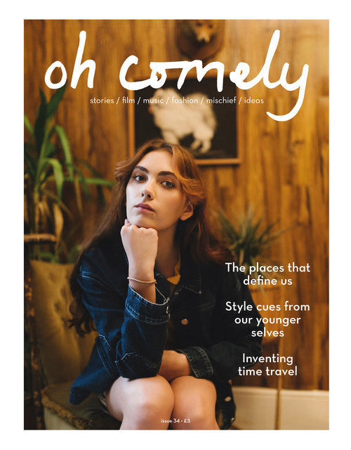 Oh Comely Issue 34