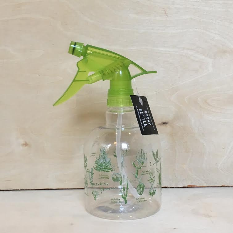 Cactus Spray Bottle