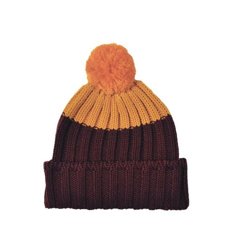 Bar Harbor Rib Pom Hat