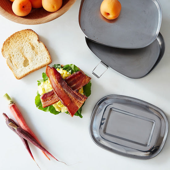 Stainless 2-Layer Sandwich Box