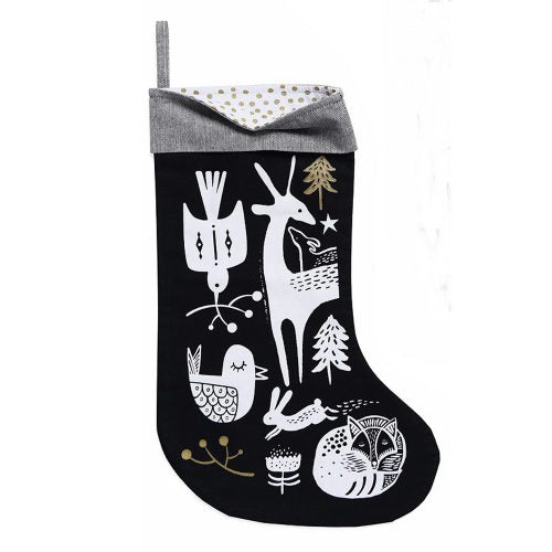 Woodland Animal Stocking