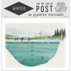 Winter Postcard Pack