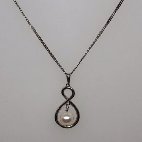 Infinity Pendant by Circle of Love