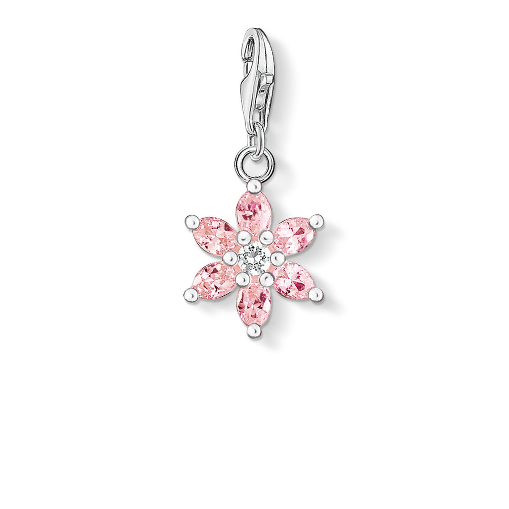 Thomas Sabo - Small Pink Fancy Flower