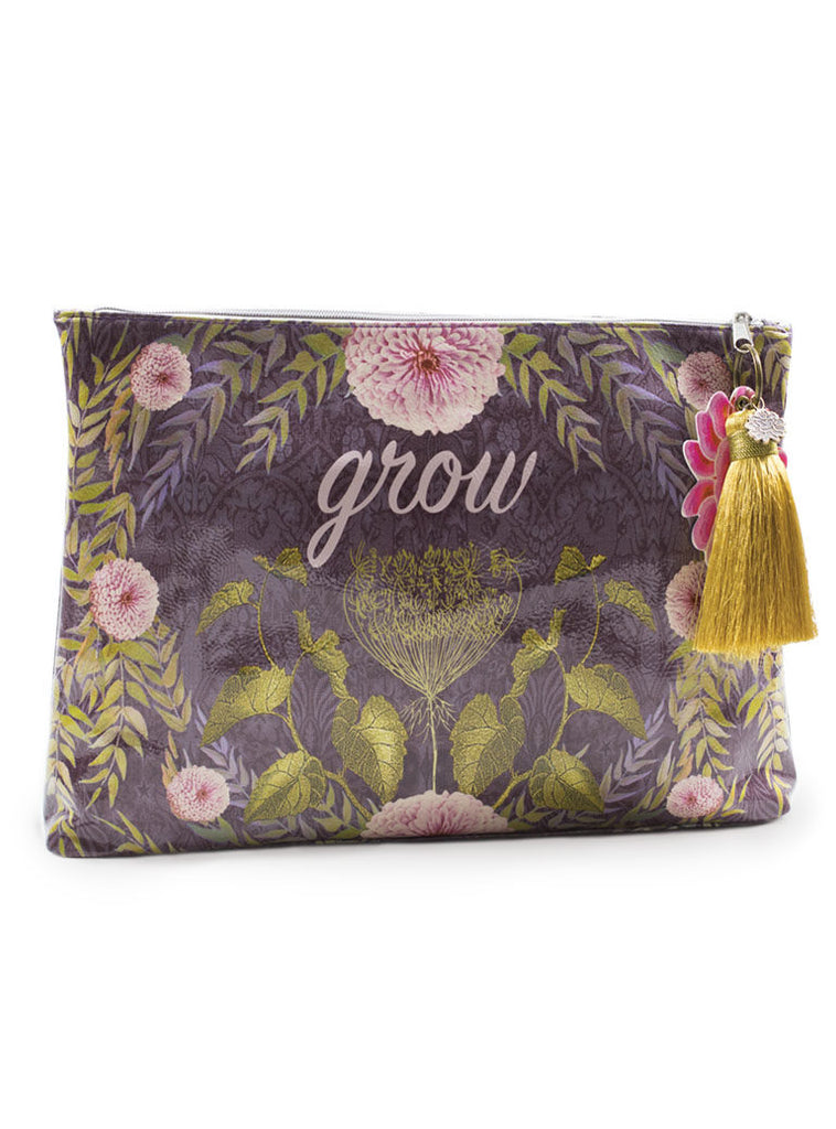 Papaya Arts - Large Tassel Pouch