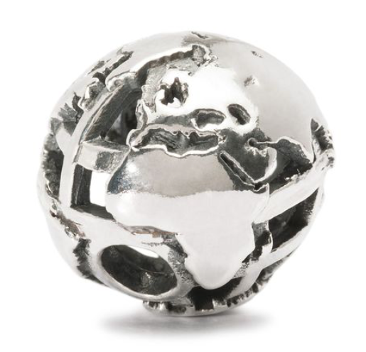 Trollbeads - Big World Charm