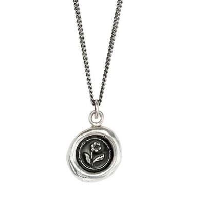 Pyrrha - Rose Necklace
