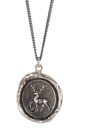 Pyrrha - The Stag Necklace